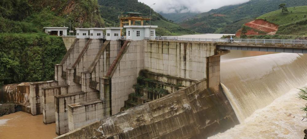 Dự án thủy điện Ngòi Phát