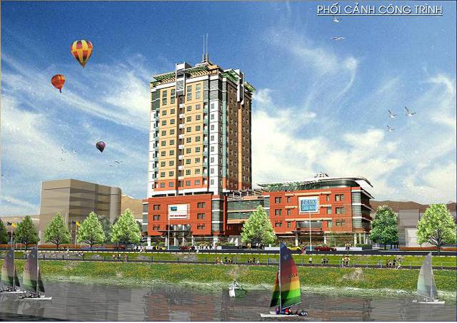 Dự án khu đô thị thương mại Thủy Hoa