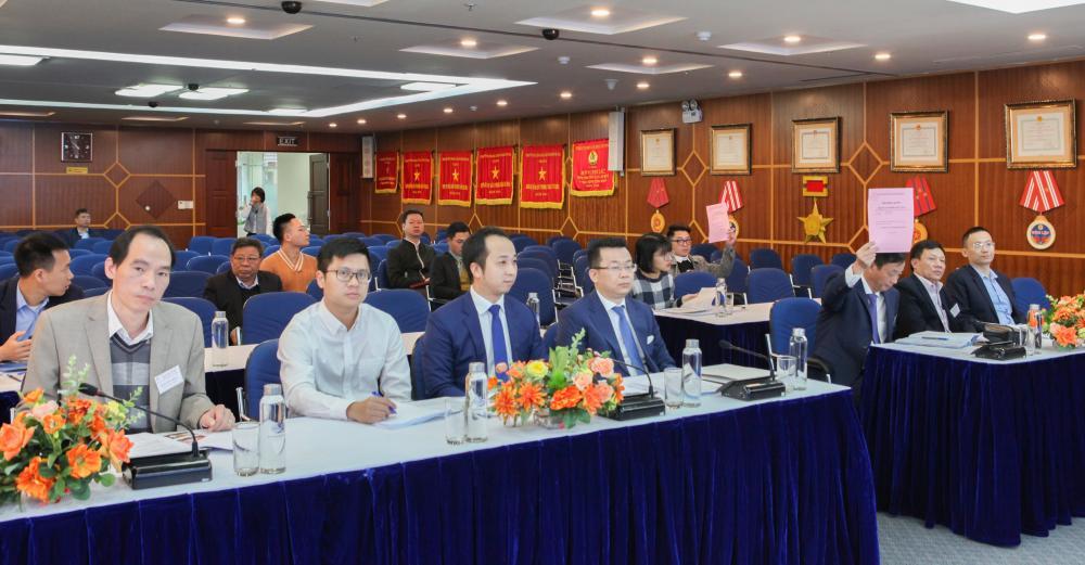 Đại hội đồng cổ đông bất thường Lần 2 năm 2020 của Công ty CP NEDI2 thành công tốt đẹp